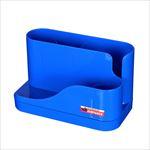 デスク オーガナイザー ブルー / DESK ORGANIZER BLUE