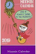 ムーミン卓上カレンダー リトルミイ 2019