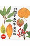 群馬直美の木の葉と木の実の美術館 / 実物大!