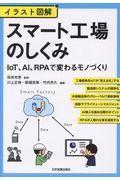 イラスト図解スマート工場のしくみ / IoT、AI、RPAで変わるモノづくり