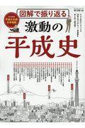 「図解で振り返る激動の平成史」 / 永久保存版平成大合併日本地図
