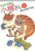 キジトラ猫の小梅さん 4