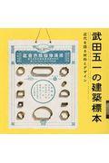 武田五一の建築標本 / 近代を語る材料とデザイン