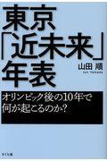 東京「近未来」年表