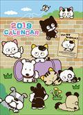 卓上 タマ&フレンズ〜うちのタマ知りませんか?〜 2019年カレンダー