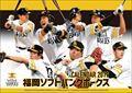 卓上 福岡ソフトバンクホークス 2019年カレンダー