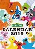卓上 SESAME STREET 2019年カレンダー