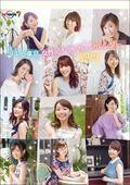 卓上 テレビ東京女性アナウンサー 2019年カレンダー