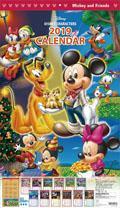 ディズニー 2019年カレンダー