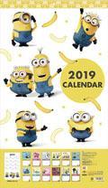 ミニオン 2019年カレンダー