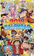テレビアニメ 2019年カレンダー