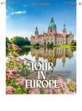 ヨーロッパの旅  2019年カレンダー