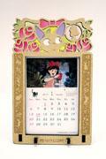 魔女の宅急便ステンドフレーム 2019年カレンダー