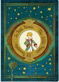 星の王子さま グリーティングカード 緑