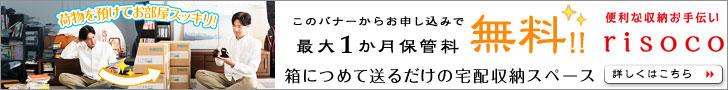 便利な収納お手伝いrisoco(新聞)